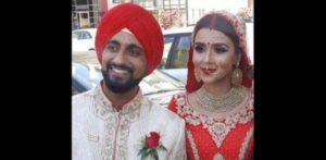 इंडियन ब्राइड ने लेहेंगा के बजाय जिम शॉर्ट्स पहनकर इंटरनेट तोड़ दिया