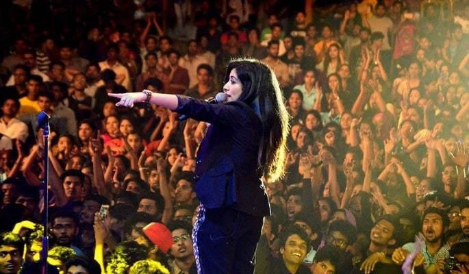 Jonita Gandhi Concert