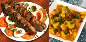 Kenyan Asian Dishes