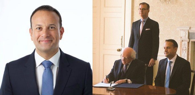 varadkar first gay