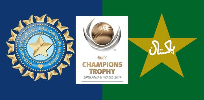 2017 Champions Trophy Clash of the Titans ~ India vs Pakistan