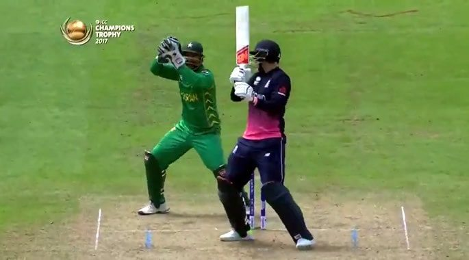 Pakistan stun England to reach 2017 Champions Trophy final