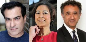 Asians on Queen's Birthday Honours List 2017