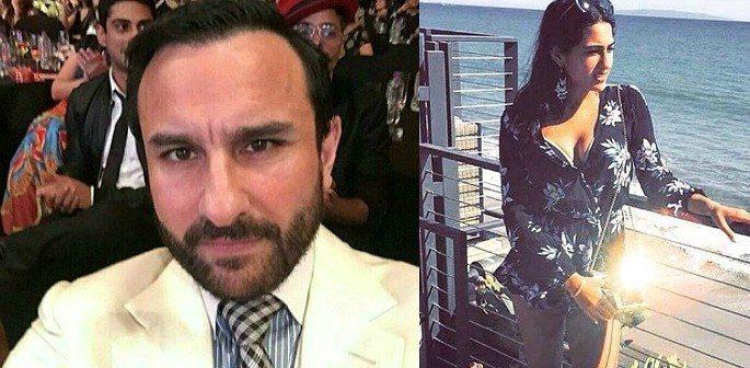 Saif Ali Khan upset with daughter Sara Ali Khan opting for Bollywood