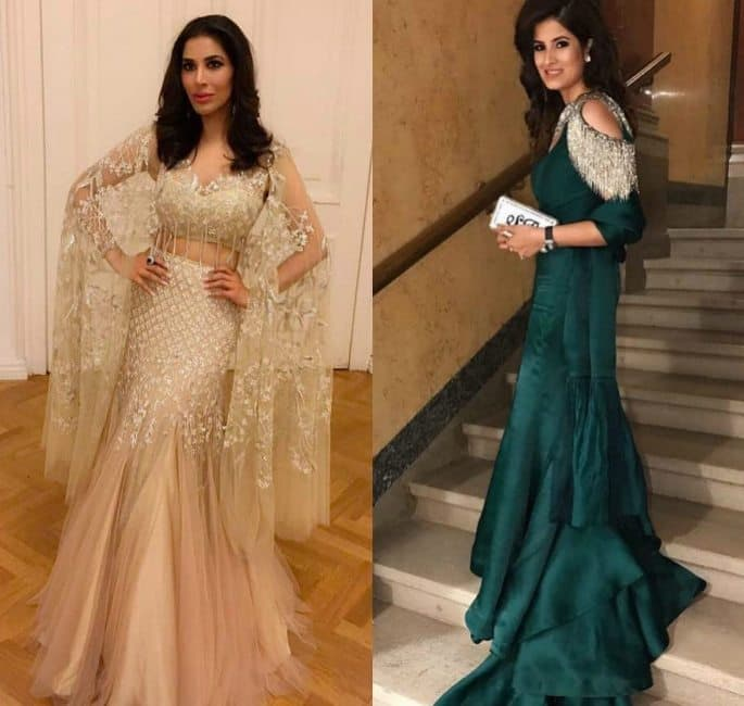 Sonam Vaswani weds Navin Fabiani in romantic Vienna Wedding