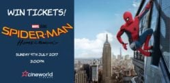 Win Tickets to see Spider-Man: Homecoming