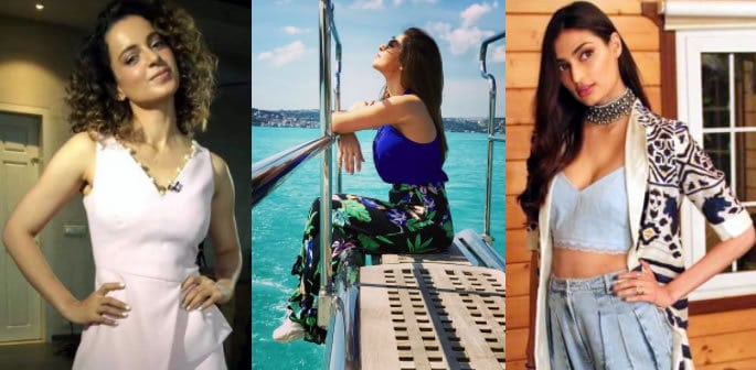 Weekend Fashion: Kangana, Isabelle & Athiya are Pretty in Pastel