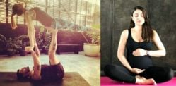 7 Bollywood Stars who Love Yoga