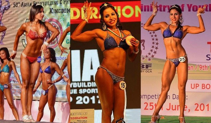 Ankita Singh has been improving since breaking through in 2014