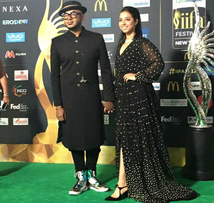 Best Dressed at the IIFA Rocks 2017