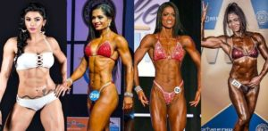 Top Indian Female Bodybuilders and Fitness Models