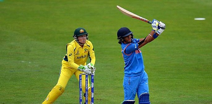 Harmanpreet Kaur played a match-winning innings to fire India past Australia in the semi-final of the 2017 ICC Women's World Cup