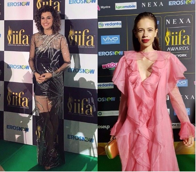 Best Dressed at the IIFA Awards 2017