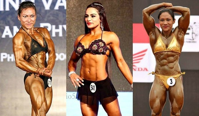 Shweta Rathore, Sarita, and Mamota Devi are all prominent Indian female bodybuilders and fitness professionals too.