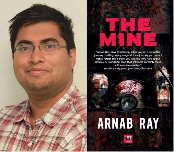 Top 7 Indian Horror Authors - Arnab Ray