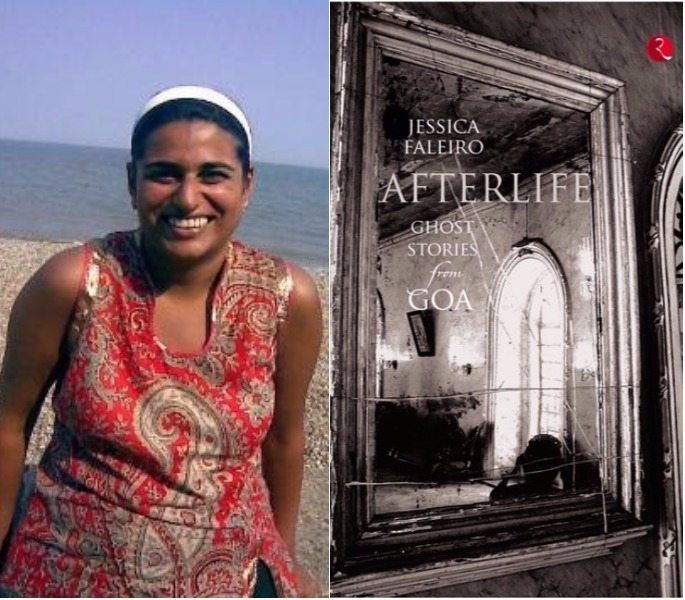 Top 7 Indian Horror Authors - Jessica Faleiro