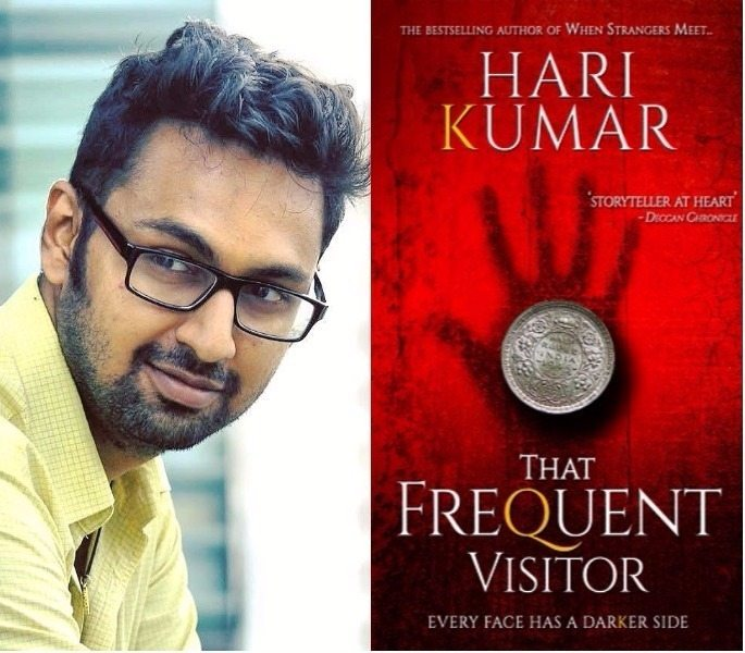 Top 7 Indian Horror Authors - K Hari Kumar