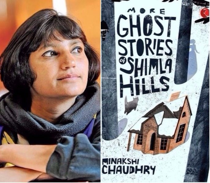 Top 7 Indian Horror Authors - Minakshi Chaudhry