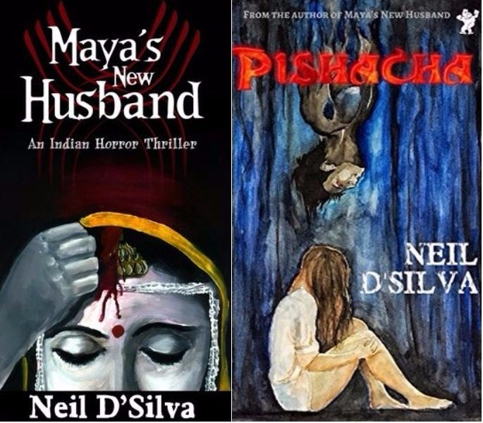 Top 7 Indian Horror Authors - Neil D'Silva