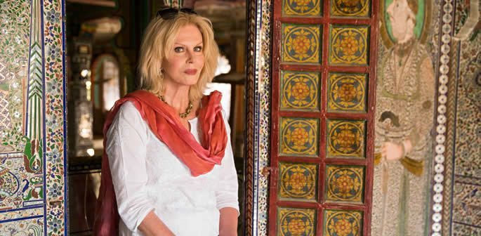 Joanna Lumley's India presents a Cultural, Personal Journey
