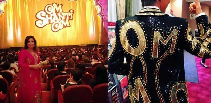 Japan launches 'Om Shanti Om' Musical with Farah Khan