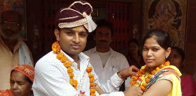 'Revolver Rani' marries Lover she Kidnapped at Wedding