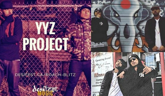 The YYZ Project is a collaboration between Roach Killa and Blitz