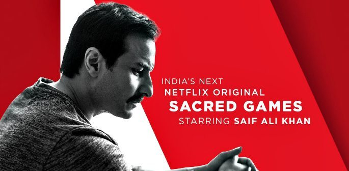 Saif Ali Khan to star in Netflix's First original Indian series