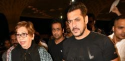 Salman Khan takes mother Helen to New York for IIFA's