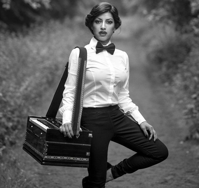 Shapla Salique ~ A British Bangladeshi Jazz Musician