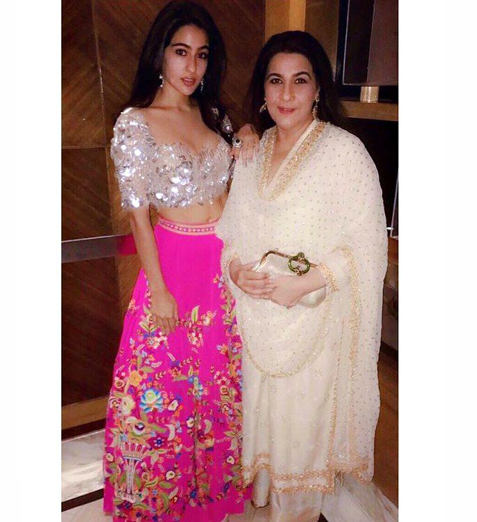 Weekend Fashion: Sara and Athiya's Glamourous Looks
