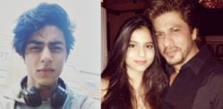 Will Suhana and Aryan be making a Bollywood Debut?