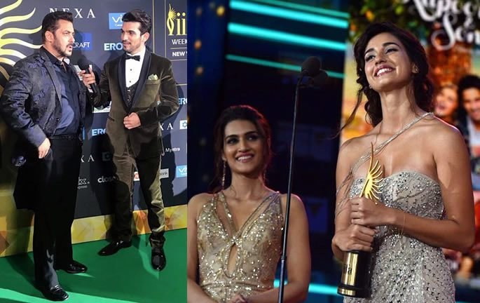 Winners of the IIFA Awards 2017
