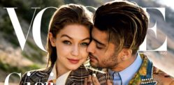 Zayn Malik and Gigi Hadid create 'Couple Goals' on Vogue Cover