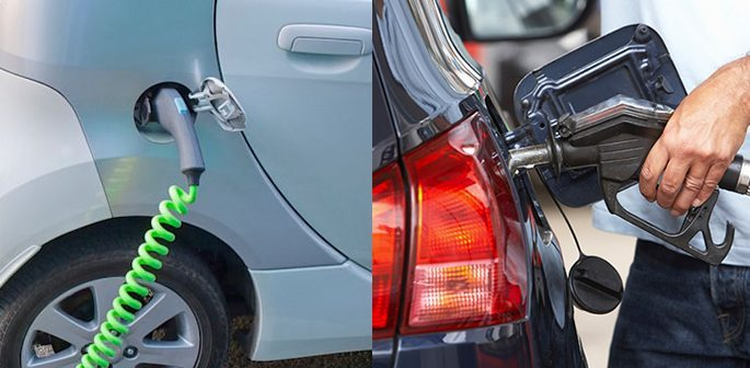 Ban on petrol and diesel cars in UK after 2040