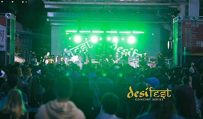 desiFEST is Canada's only national South Asian urban music festival.