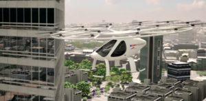ड्राइविंग ड्रोन ~ भविष्य में यात्रा करने का नया तरीका?