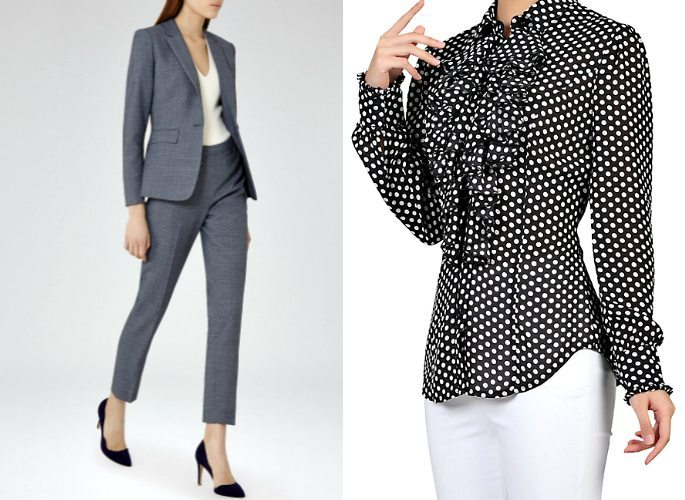 5 Womenswear Outfits to Impress at Job Interviews