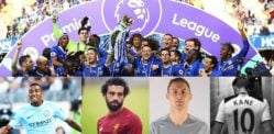 2017/18 Premier League Welcomes Record Transfers