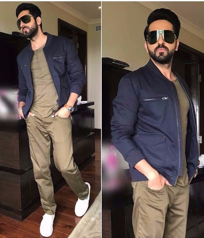Ayushmann Khurrana Weekend Fashion