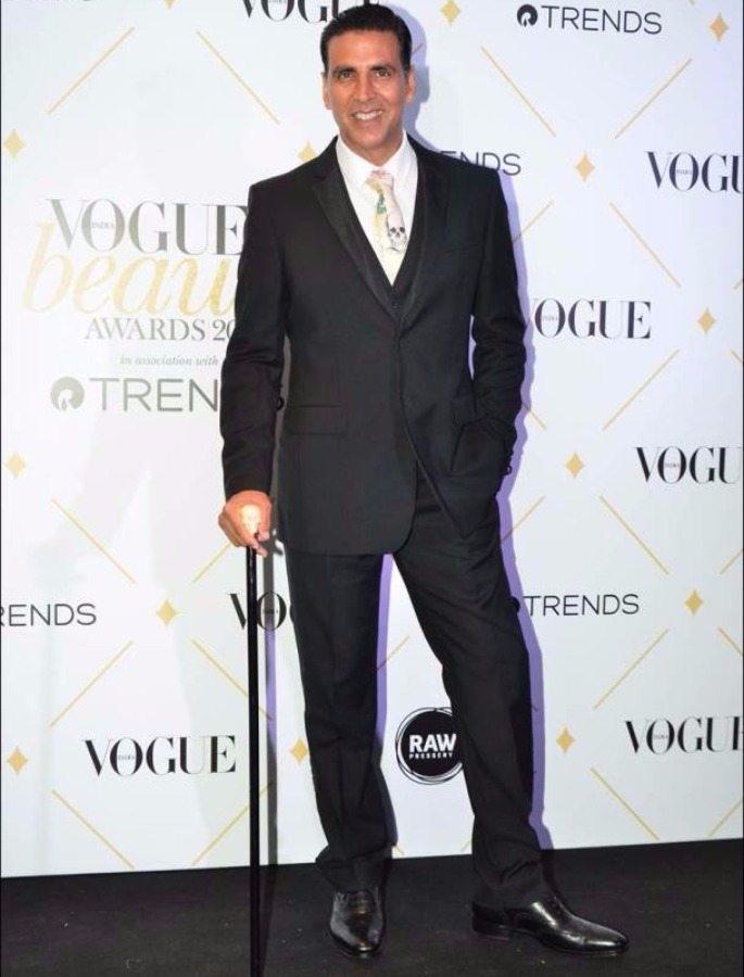 Akshay Kumar Vogue India Beauty Awards