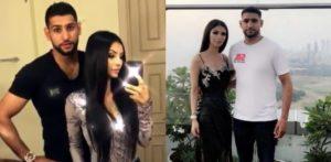 Boxer Amir Khan splits from wife Faryal Makhdoom