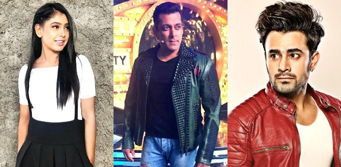 Are these Stars Bigg Boss 11's First Contestants?