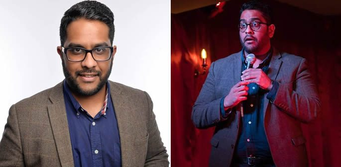 Eshaan Akbar talks Stand-up Comedy and Edinburgh Festival Fringe