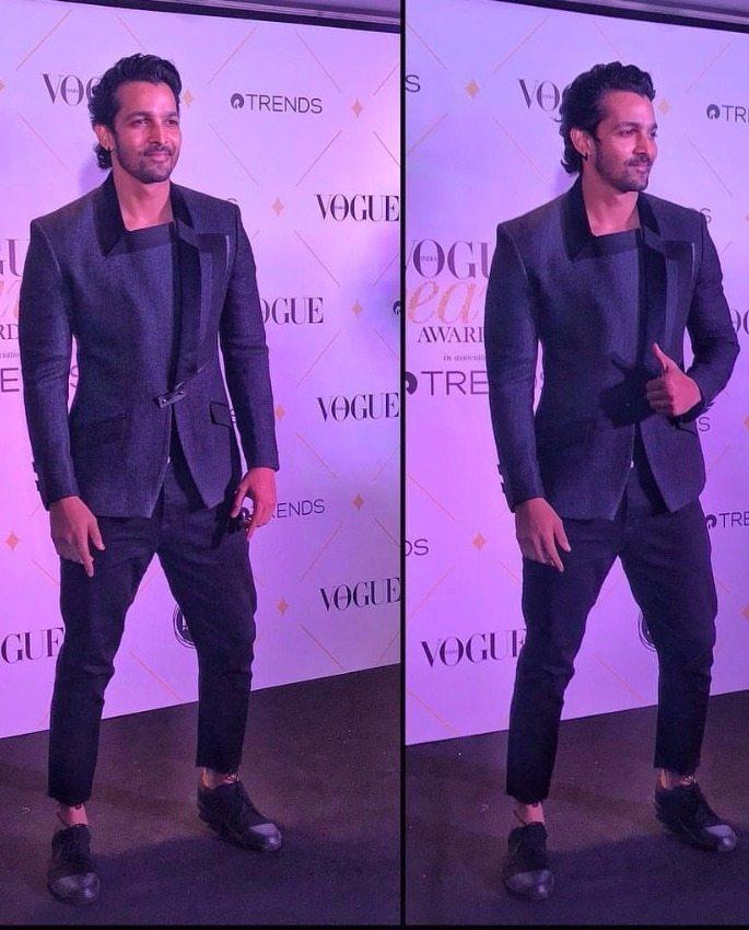 Harshvardhan Rane Vogue Beauty Awards