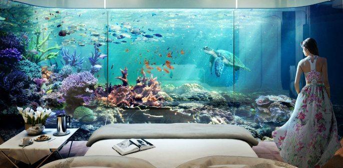 Incredible Luxury Underwater Homes to be built in Dubai