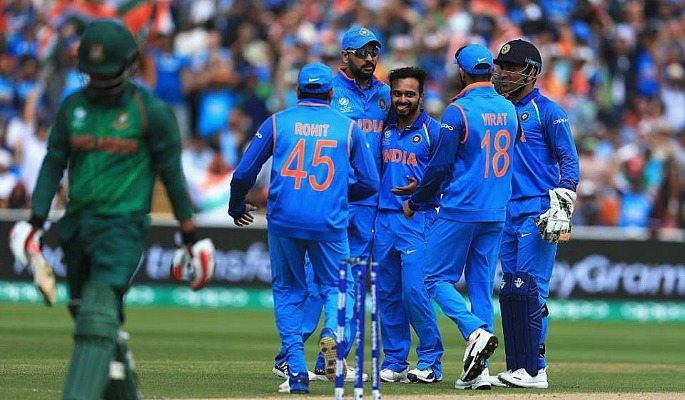 Pakistan beat India in the final of the 2017 ICC Champions Trophy