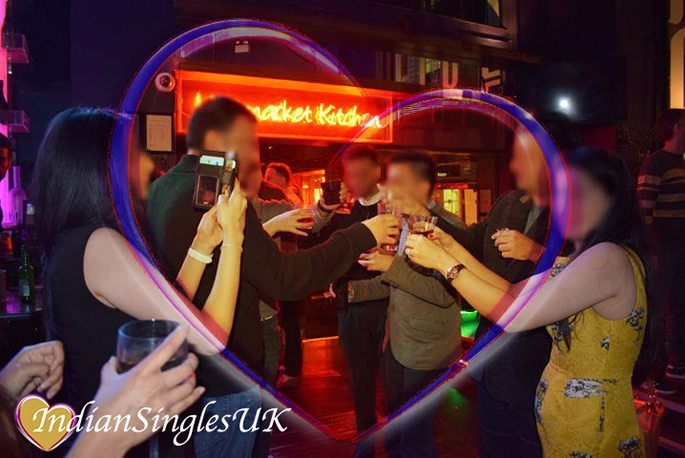Indian speed dating events in london