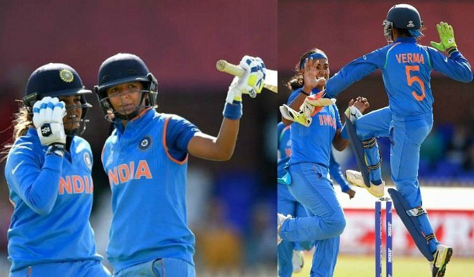 India Women beat India Men in our Scorecard