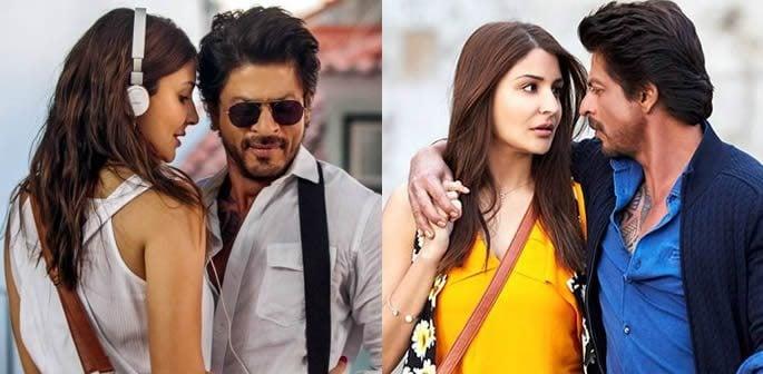 Shahrukh Khan & Anushka Sharma seek Love in Jab Harry Met Sejal